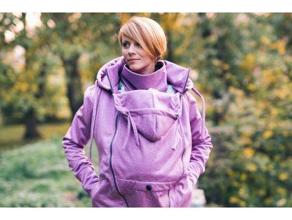 Lenka Softshellová bunda 2 v 1 Pink