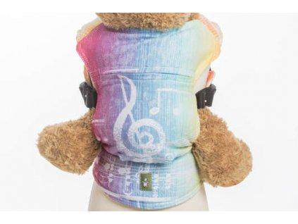 LennyLamb nosítko na panenky Symphony Rainbow Light