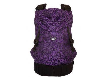 ergonomické nosítko KiBi Flora Violet