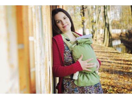 Storchenwiege Zelené nosítko