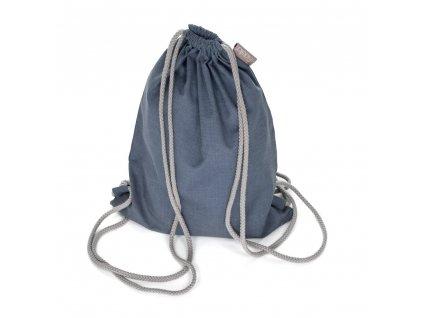 Fidella Bag Chevron Denim Blue