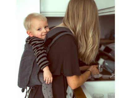 Didymos Onbuhimo DidyGo Doubleface Anthracite