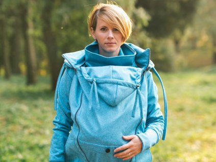 Lenka Softshellová bunda 3 v 1 Blue