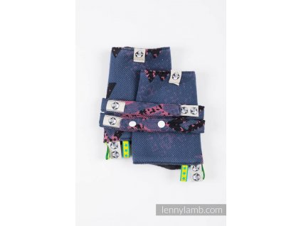 LennyLamb ochranné návleky Wawa Blue Grey & Pink