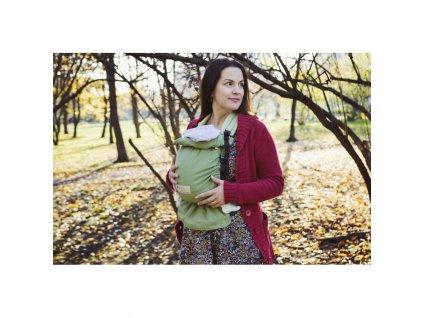 PŮJČOVNA Storchenwiege Zelené nosítko