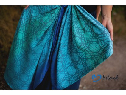 Beloved Ring Sling Ocean Abyss