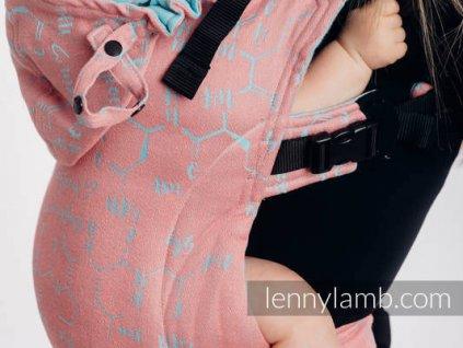 LennyLamb Baby Love Hormones Pink River