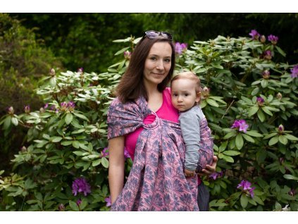 Loktu She Ring Sling Rhododendrons Phoenix