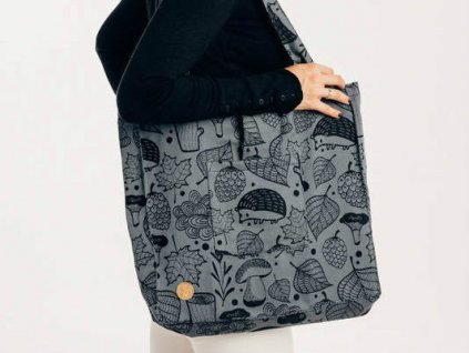 LennyLamb Shoulder bag - Taška přes rameno Under The Leaves Night Venture