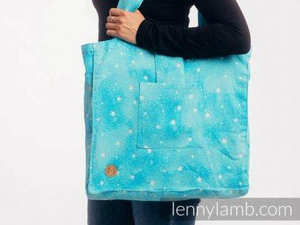 LennyLamb Shoulder bag - Taška přes rameno Twikling Stars Perseids