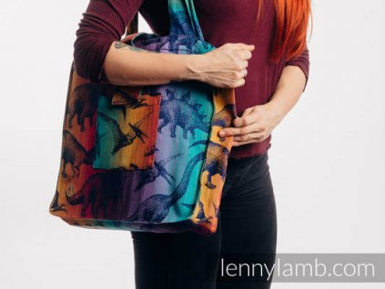 LennyLamb Shoulder bag - Taška přes rameno Jurrasic Park New Era
