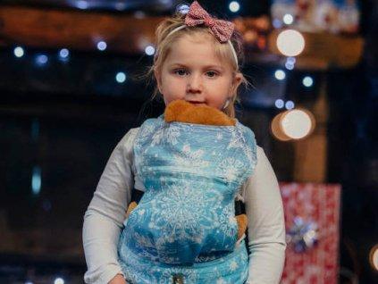 LennyLamb nosítko na panenky Snow Queen