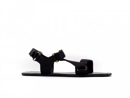 Barefoot sandály Be Lenka Flexi - Black