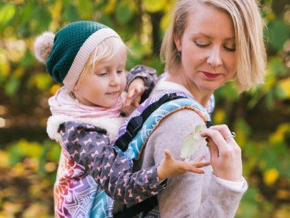 Nosítko Be Lenka Toddler Mandala - Day