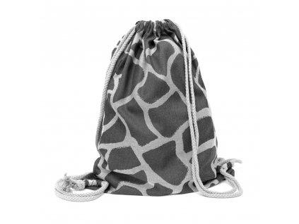 Fidella Bag Giraffe Anthracite
