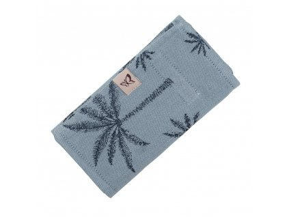 Fidella ochranné návleky Palm Trees Dove Blue