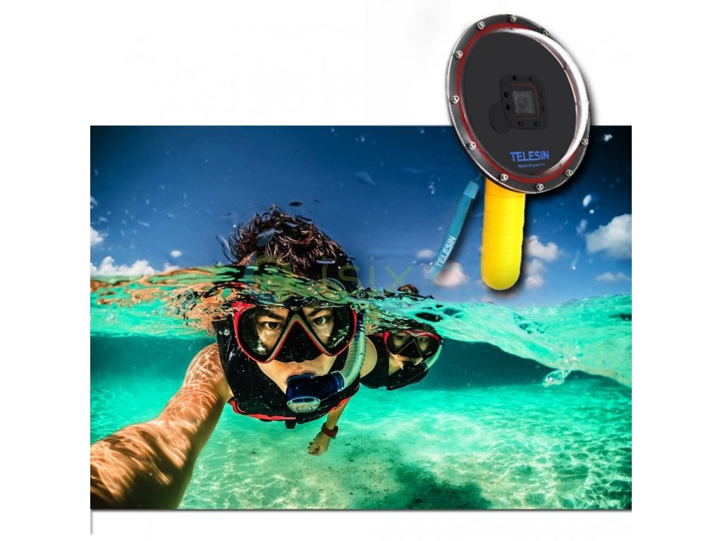 Obal pro kamerování pod vodou