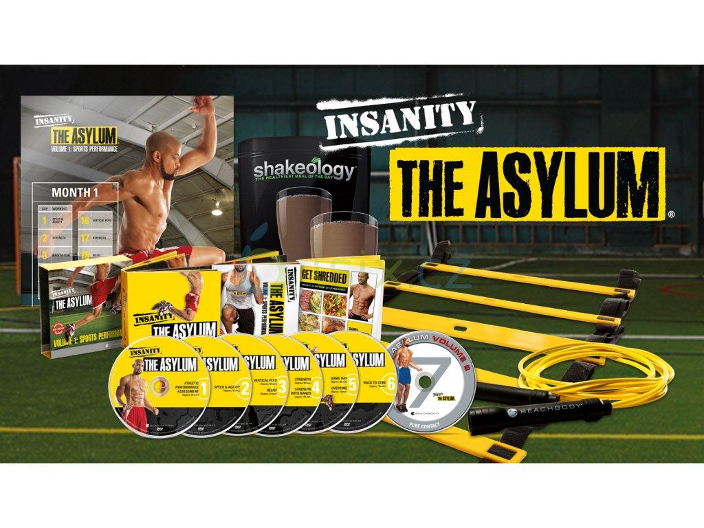 INSANITY: THE ASYLUM® Volume 1 + 2