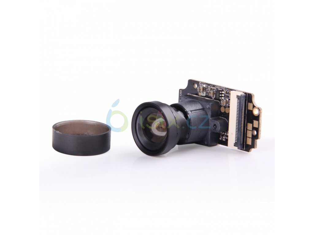 16MP 90 stupňů - bez efektu rybího oka FOV čočky se zkalibrovaným senzorem Sony IMX206 Pro Git2