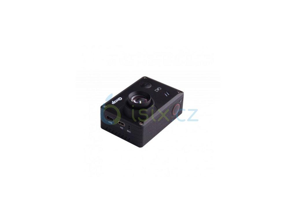 Sportovní kamera GitUp™ GIT2 s F2.8 4.35mm 16M, FOV 90° , 13G čočky  , ZDARMA 3 Roky záruka