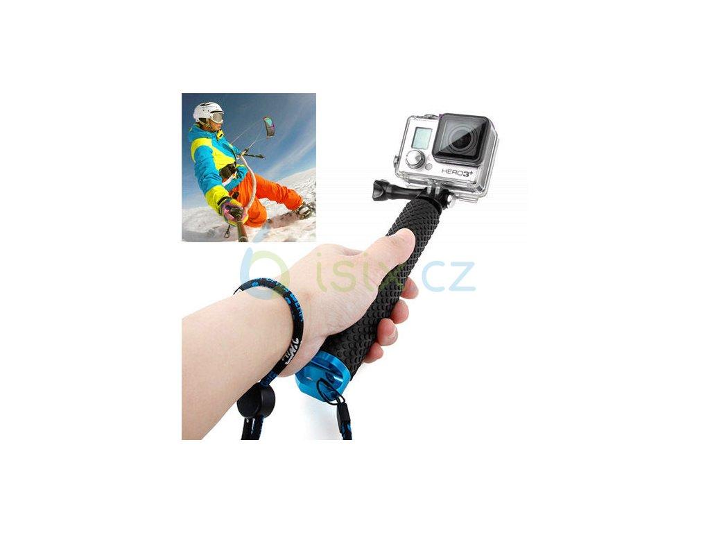 Selfie Stick - Monopod, masivní pro gopro nebo sjcam