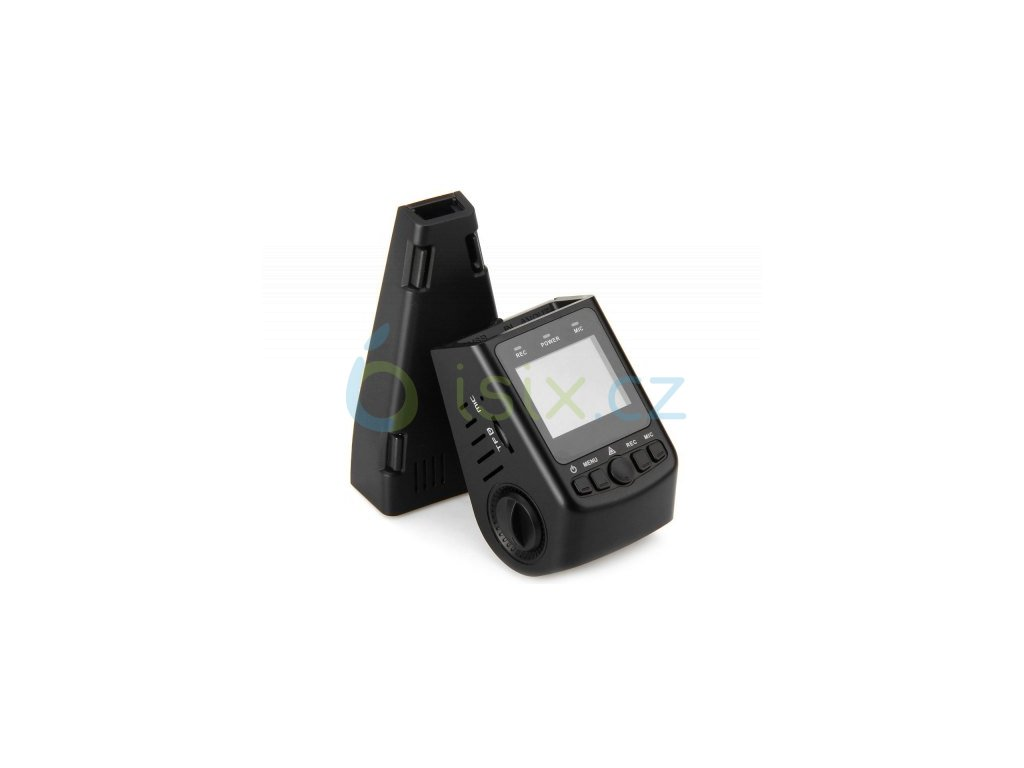 Gitup™ / VIOFO A118C 1.5 palcový lcd H.264 1080P čip Novatek 96650 - černá