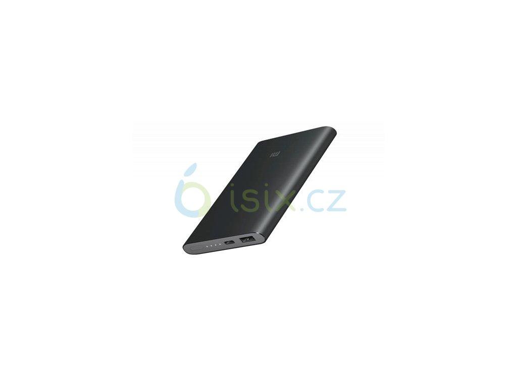 PLM01ZM - Powerbanka Xiaomi Mi PRO, 10000 mAh, ŠEDÁ, podpora qualcom quickcharge