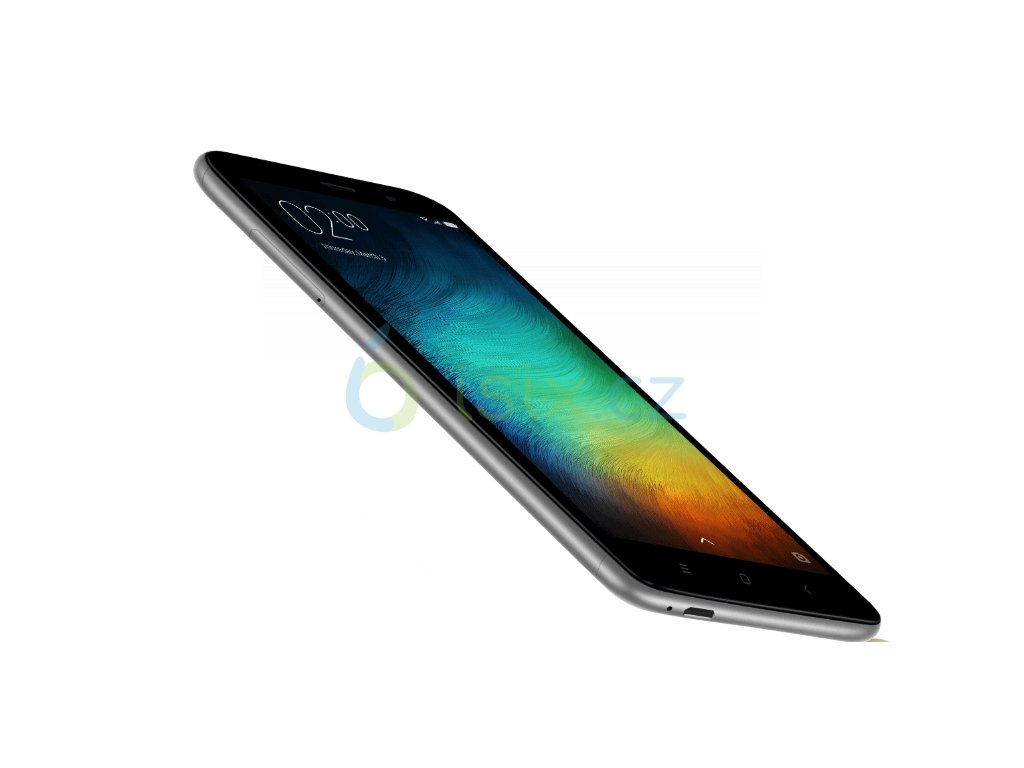 Xiaomi Redmi Note 3 Pro 3GB/32GB Global Special Edition  - b20 Global s CZ LTE Černá - Podporuje CZ LTE na 800 Mhz + 900 MHZ S CZ MENU + ZDARMA TPU Obal na Global verzi