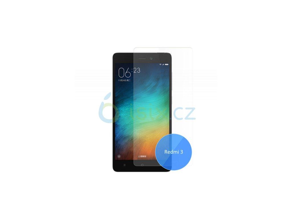 Tvrzené / Temperované 2,5D sklo Xiaomi pro Xiaomi Redmi 3S