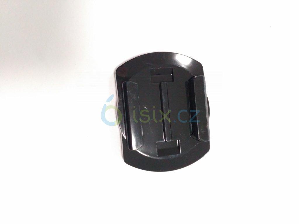 Originální Sjcam nalepovací držák s 3M samolepkou pro zaoblené povrchy pro Sjcam SJ6 LEGEND, SJ7 star A SJCAM M20