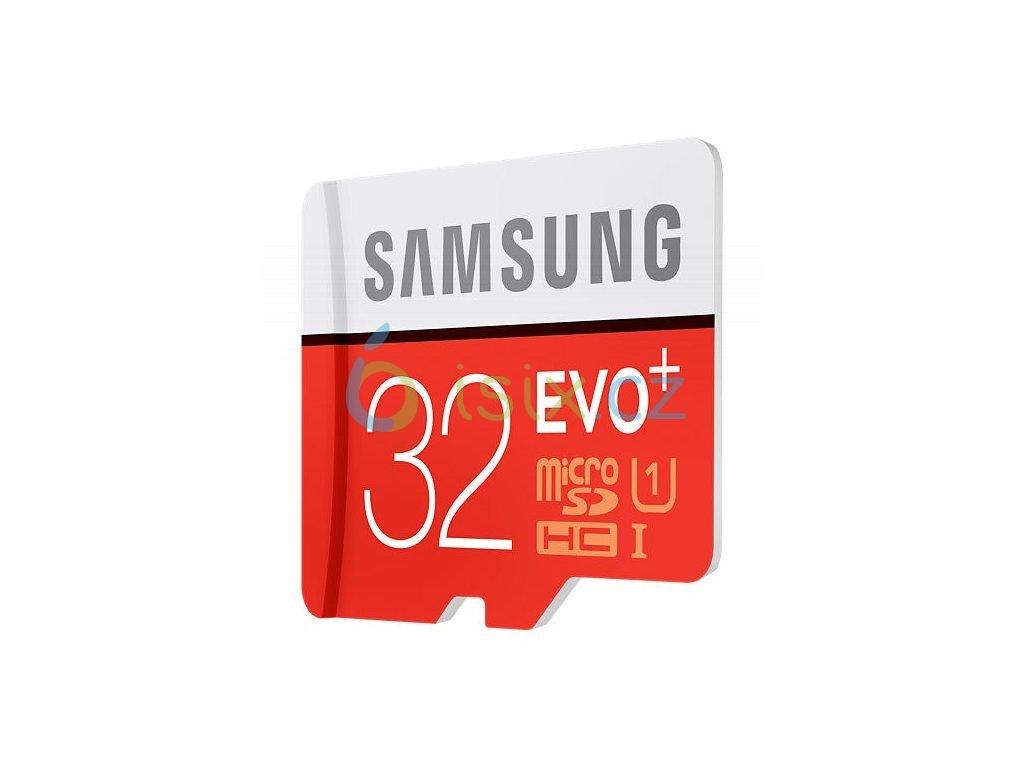 Samsung EVO+ microSDHC 32GB UHS-I U1 MB-MC32GA/EU