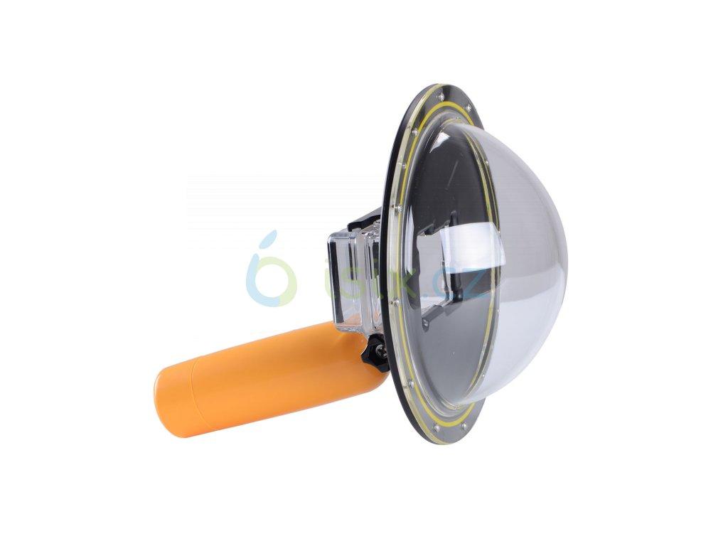 TELESIN Dome Port Pro GoPro 4 3+, Gitup Git1, Git2, Sj4000