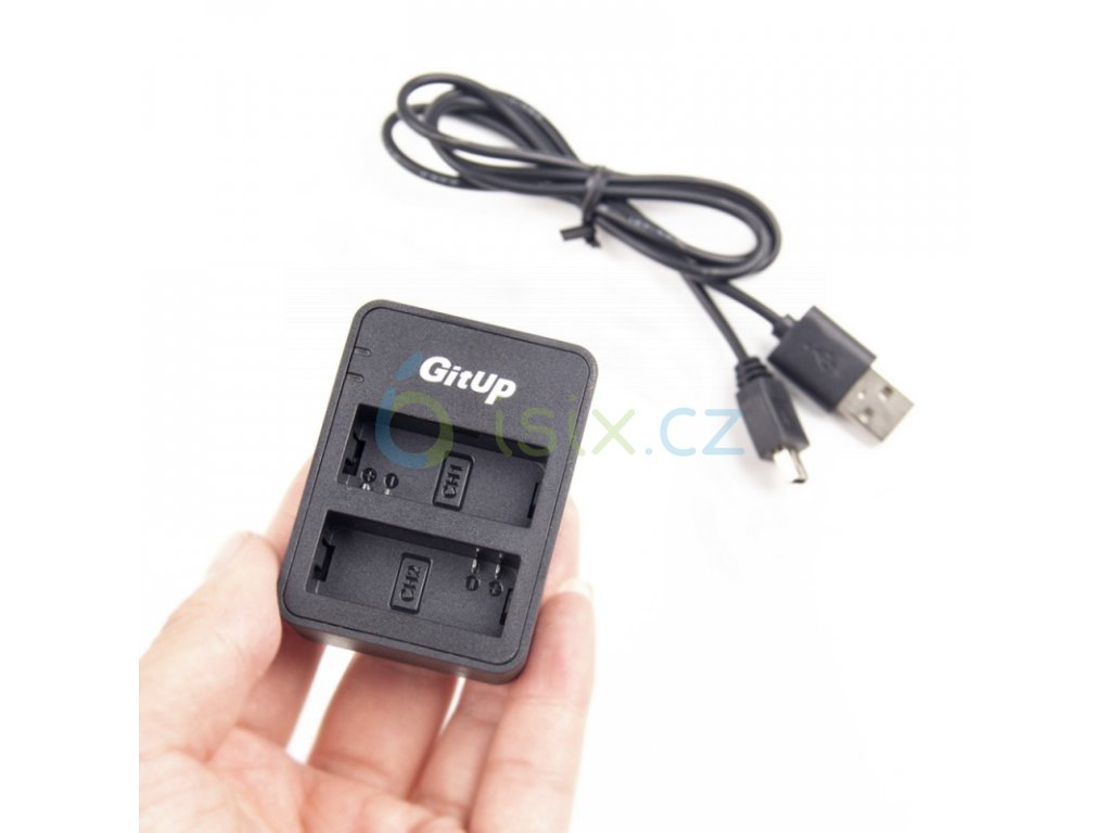 gitup dual battery charger for g3 action camera (2)