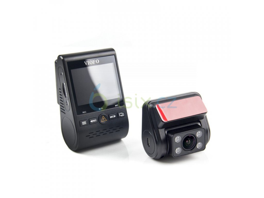 a129 duo ir front and interior dual dash cam 5ghz wi fi full hd 1080p for uber lyft taxi (1)
