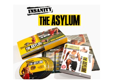 INSANITY: THE ASYLUM