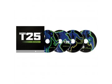 Shaun T's FOCUS T25 GAMMA Phase DVD Workout