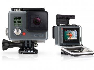 GoPro™ HERO + LCD - sportovní kamera