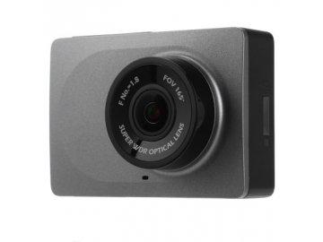 Xiaomi Yi Dashbord Camera Grey / Šedá autokamera od Xiaomi™, FullHD 1080p/60fps  Anglické menu kamery + ZDARMA GARANCE VYŘEŠENÍ REKLAMACE DO 24 HODIN