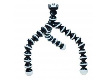 Ohýbatelný mini stativ Octopus - černý