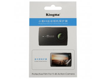 Kingma Screen Protective Film For Xiaomi yi 2 4K Protect Camera Screen LCD Display For Xiaomi