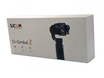 SJCAM SJ-Gimbal 2 : Tříosý Gyroskopický stabilizátor pro sportovní kamery gimbal