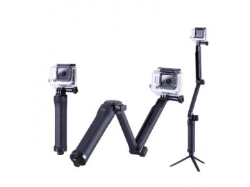 GoPro, SJCAM, GITUP  3-Way