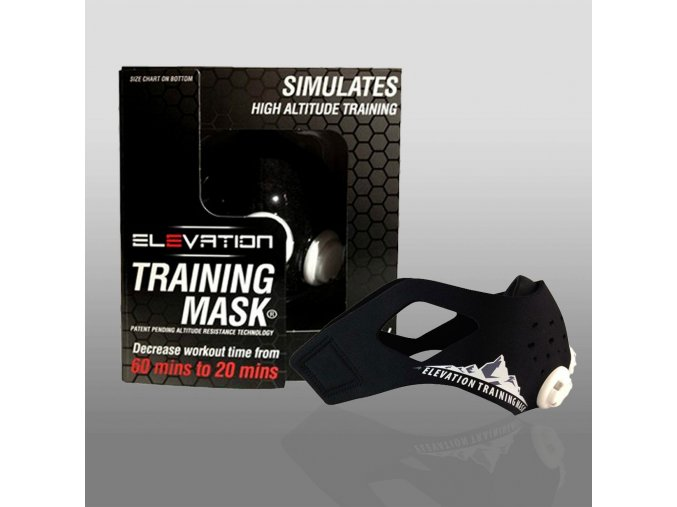 Elevation Training Mask 2.0 velikost  S
