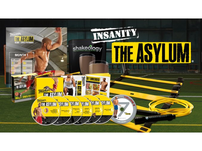 INSANITY: THE ASYLUM® Volume 1 + 2