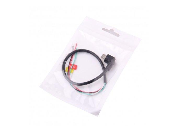 sjcam av kabel - fpv serial cable (seriový výstup pro sjcam určeno pro fpv)