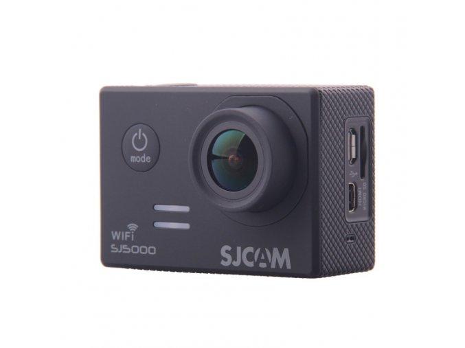 SJCAM SJ5000 WiFi CZ MENU !