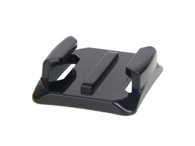 GOPRO ST11 2pcs Premium Quality Curved Mounts 3M Adhesive Pads Set 4 nologo 600x600