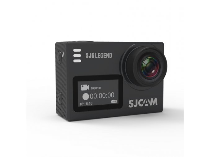 Originalní SJCAM SJ6 LEGEND Sportovní kamera  CZ MENU, ZDARMA GARANCE VYŘEŠENÍ REKLAMACE DO 24 HODIN