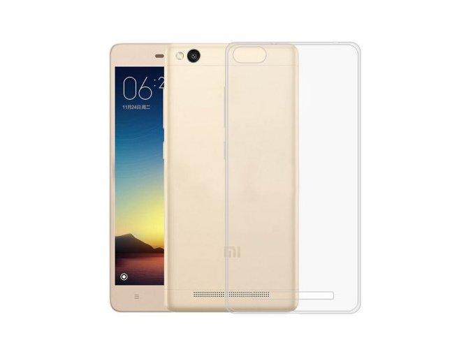 Ultratenké TPU pouzdro Xiaomi Redmi 4A