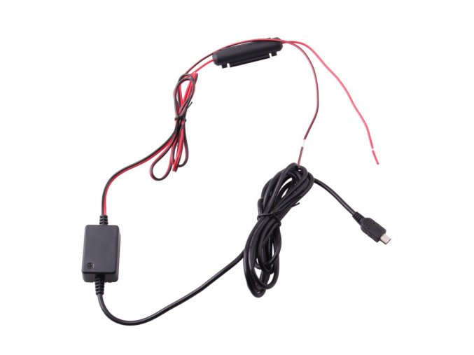 dash camera vehicle hard wire kit mini usb compatible with g1w g1w c a118c (2)
